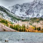  Maroon Bells in Snowmass
