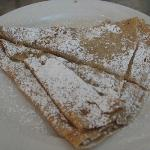  Cinnamon Sugar Crepe
