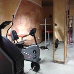  The Fitness suite