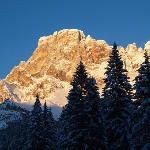  sole sulle dolomiti