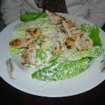 Caesar's salad with char-grilled chicken