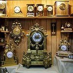 Conger Street Clock Museum