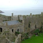Manorbier Castle