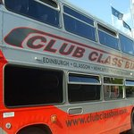 Club Class Bus Tours