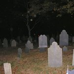 Dead of Night Sunset Cemetery Tour