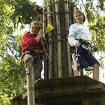 Go Ape at Aberfoyle Stirlingshire