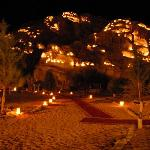 Little Petra Bedouin Campの写真