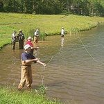 Hunter Mountain Fly Fishing School