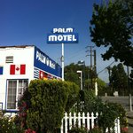 Photo de Palm Motel