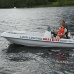 Loch Lomond Boat Hire