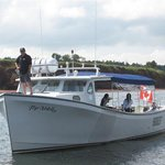Top Notch Charters - Lobster Excursions