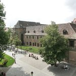 Musee d'Unterlinden (Under the Linden Trees)