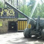 Southampton Delta Force Paintball Centre Rosewood