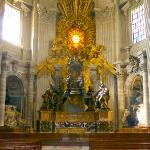  Cathedra of Saint Peter