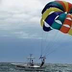 Parasail Saint Lucia