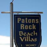 Foto de Patons Rock Beach Villas