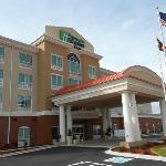 Holiday Inn Express Hotel & Suites Smithfield-Selma I-95 Foto