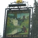  The Abbey Inn Sign