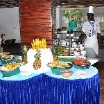  Hotel Africana Restaurant