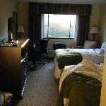 View of room from door