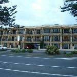 Φωτογραφία: Shoreline Motel Napier
