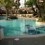 Great pool area!