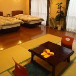 Beautiful Room at Senkei Plaza Inn
