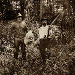  1800&#39;s Bigfoot Hunters?