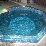  El Jacuzzi al lado de la pileta - The Jacuzzi next to the swimming pool