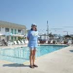  Me at Jetty pool