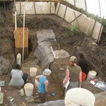 Gault Site archeological dig uncovers 14,000 year old spear points