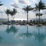 This is the infinity pool I mention