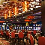 Table games and over 1,000 slots