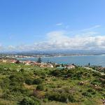 View of Mossel Bay