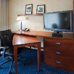 Room to work with complimentary WiFi