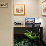  Complimentary WiFi through the hotel, and an onsite business center