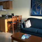 Living room/Kitchenette