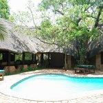 Bushfront Lodge, Livingstone
