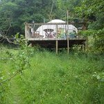 Cotswold Yurts at Westley Farm