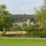 Ampleforth Abbey : October 2011