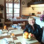  colazione a Le Ginestre B&amp;B de Charme