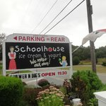 Schoolhouse Ice Cream