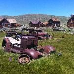 Bodie SHP an absolute Must visit when staying in Bishop