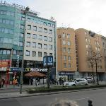 Photo de BEST WESTERN Hotel Kantstrasse