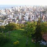  View of Vila Velha from top