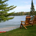 Halfway Lake Resort of Tahquamenon Country