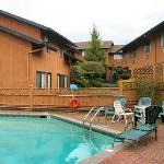 Foto van Lake City Inn & Suites