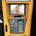 Stop'n Sleep Hotel Check in Kiosk