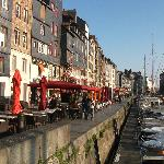  Honfleur Harbour