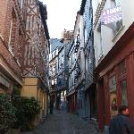  Backstreets of Honfleur